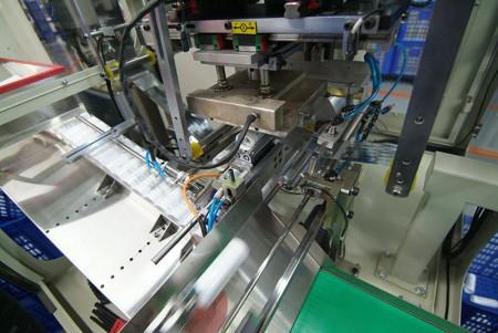 หลอดบรรจุภัณฑ์เครื่องสำอางปั๊มร้อนจัดการพื้นผิว