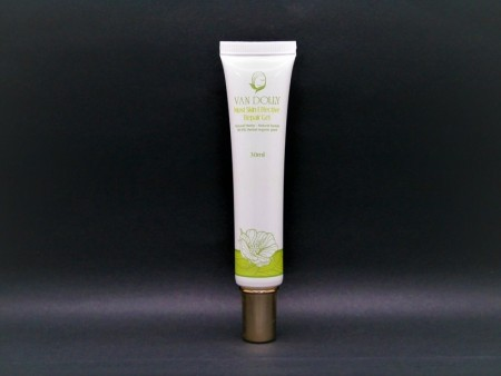 Tutup Sekrup Ujung Nosel untuk tabung kosmetik volume 30ml