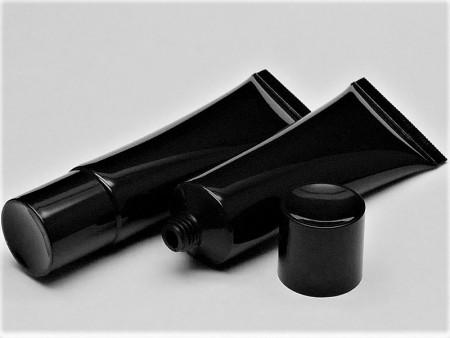 Tutup Sekrup Datar Tinggi untuk tabung kosmetik gel warna UV