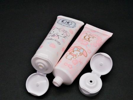 Flip Top Cap avec tube cosmétique pour crème 20g cc - Flip Top Cap avec tube cosmétique pour crème 20g cc