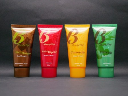 Tutup Sekrup Standar untuk tabung kosmetik 35ml - Tutup Sekrup Standar untuk tabung kosmetik 35ml