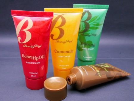 Tutup Sekrup Standar untuk tabung kosmetik 35ml