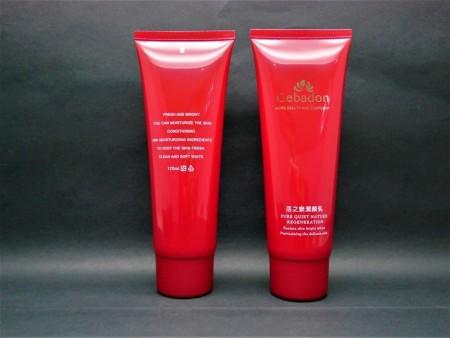 Screw Cap for 120ml facial washing cream tube - Screw Cap for 120ml facial washing cream tube