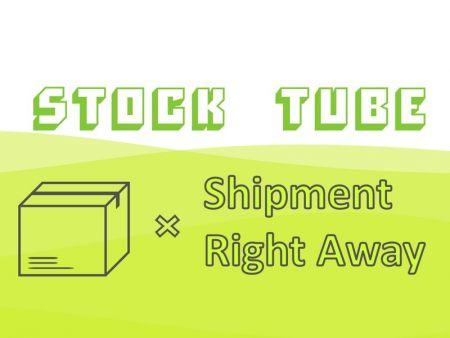 Tubes Inventory - Blank Stock Tube