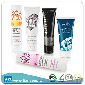 Personal Care Soft Tube Container