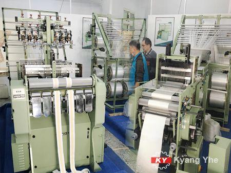 Exposición nacional de Kyang Yhe 2020: lanzamiento de una nueva máquina