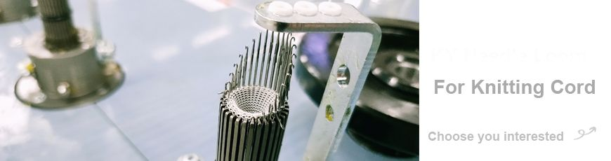 High Speed Cord Knitting Machine Series