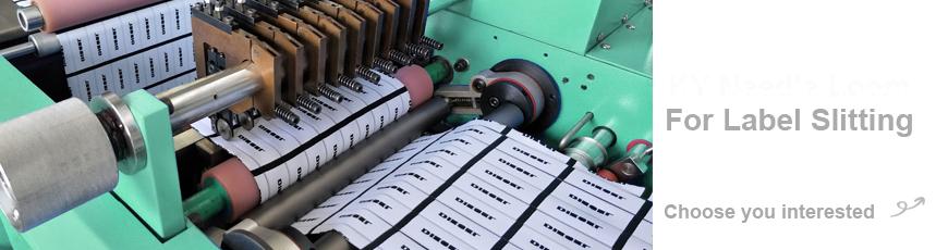 Série de machines de refendage de marque à ultrasons
