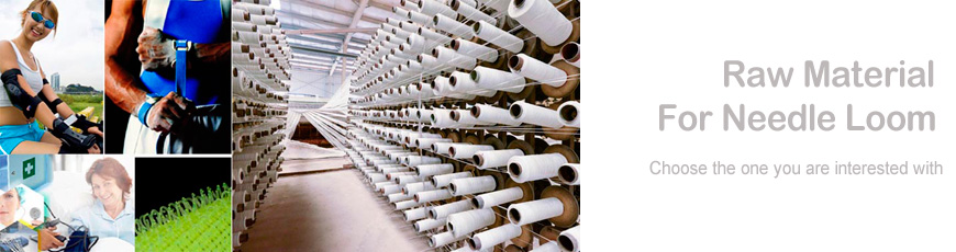 Raw Material For Needle Loom