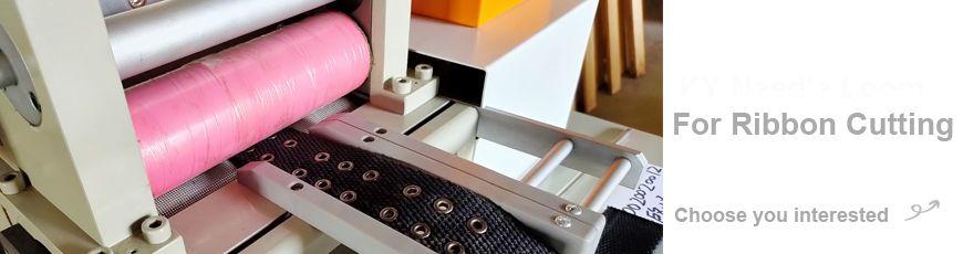 Electronic Ribbon Cutting Machine