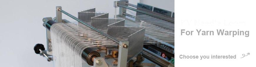 Série de machines d'ourdissage de fil