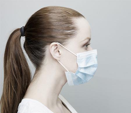 Masken Ohrbügelzubehör für Ohrbügelriemen.