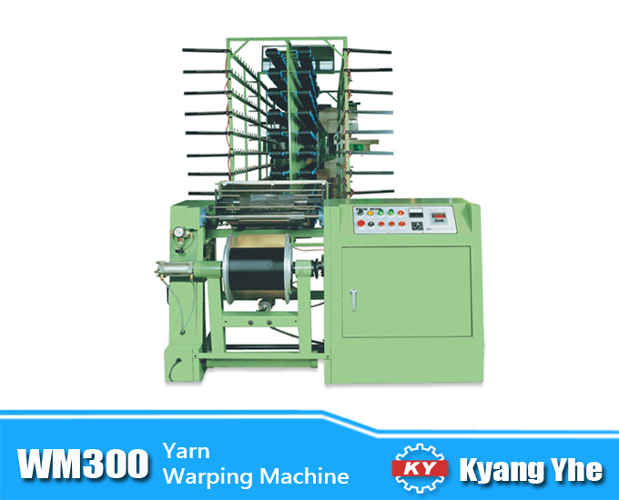 WM300 Warping Machine