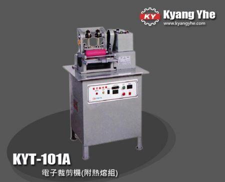 帶類電子裁剪機 (附熱熔組) - KYT-101A 帶類電子裁剪機 (附熱溶組)