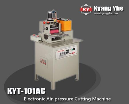 Electronic Air-pressure Cutting Machine (with temperature controller) - KYT-101AC Electronic Air-Cutting Machine (with temperature controller)