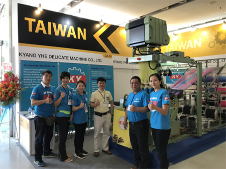 KY Vietnam exhibition (2018)