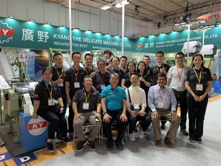 KY 2019 ITMA Exhibition