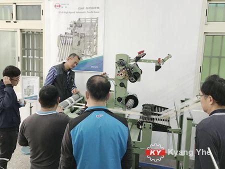 Kyang Yhe ra mắt máy mới năm 2020 tại Đài Loan.