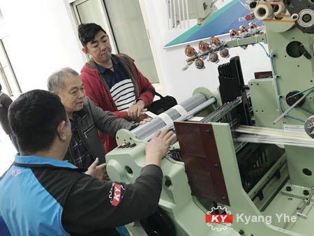Kyang Yhe 2020 Peluncuran Mesin Baru Di Taiwan.