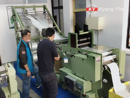 Kyang Yhe 2020 Lanzamiento de una nueva máquina en Taiwán.