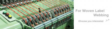 Computer Jacquard Label Loom Machine Series - Computer Jacquard Label Needle Loom Machine Series