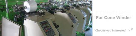 İplik Koni Sarma Makinası Serisi - İplik Koni Sarma Makinası Serisi
