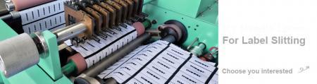 Ultrasonic Trademark Slitting Machine Series - Ultrasonic Trademark Slitting Machine Series