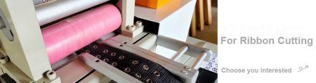 Dòng máy cắt ruy băng điện tử - Máy cắt băng điện tử