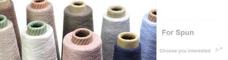 紡績糸 - 紡績糸