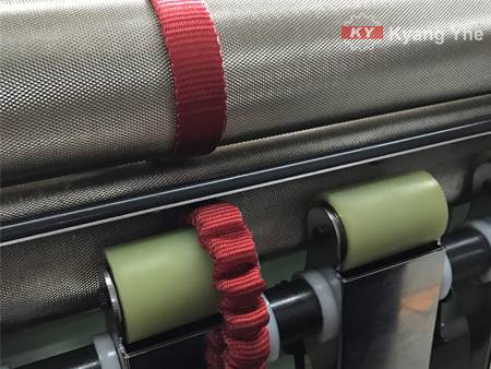 KY Jacquard Loom Machine For Pet Lash Lead