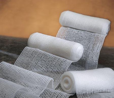 Gauze bandage
