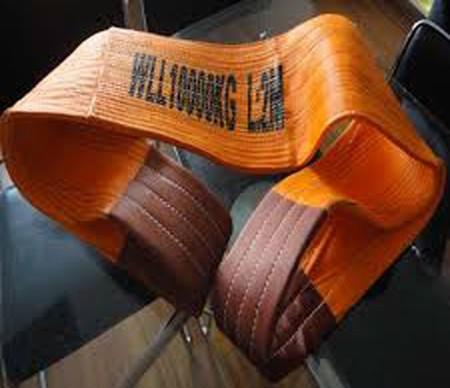スリングを持ち上げる