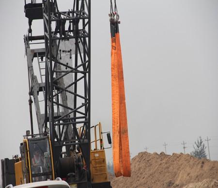 起重扁平吊帶機及設備 - 工業帶類輔料-起重扁平吊帶