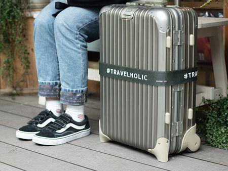 Jacquard Luggage Strap