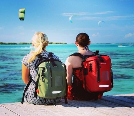 PP Backpack straps