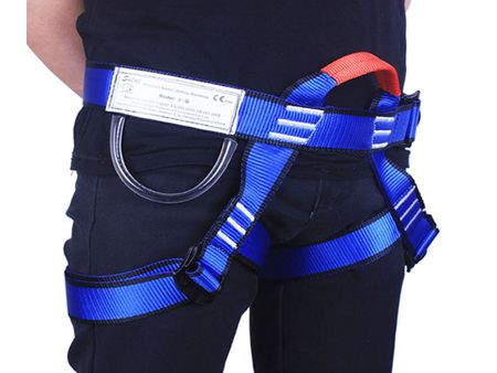 Anti-fall Safety Belt