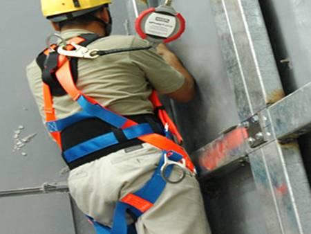 Cinturón de seguridad anti-caída