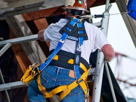 Safety harness system