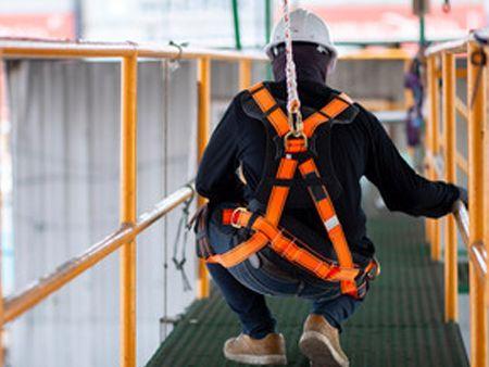 Système de harnais de sécurité