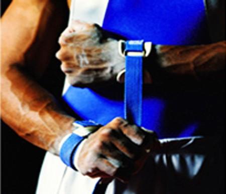 Crochet et boucle pour le sport