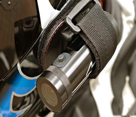 オートバイク用フックアンドループ