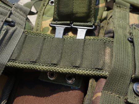 ceinture de l'armée