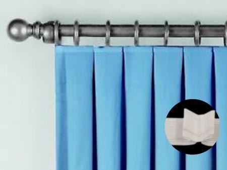 箱形褶裥窗帘