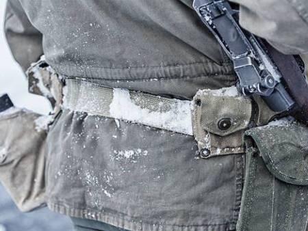 Military belt
