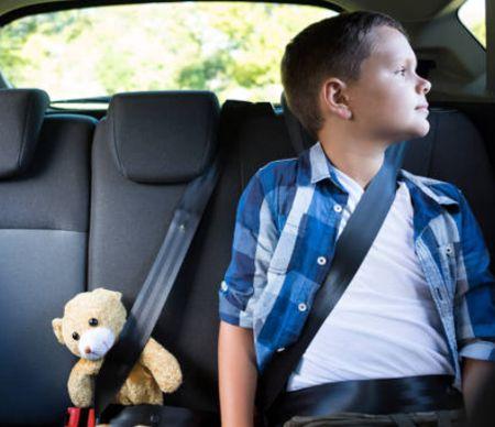 Car Seat Belt