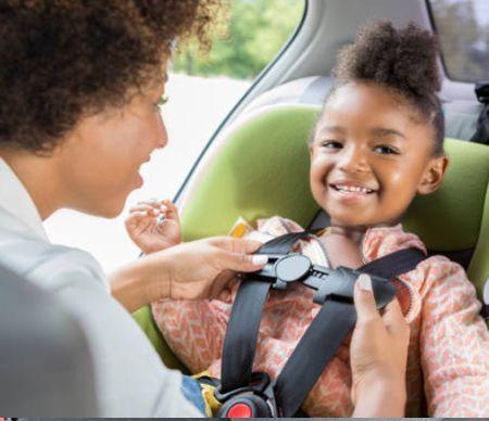 Ceinture de sécurité de voiture