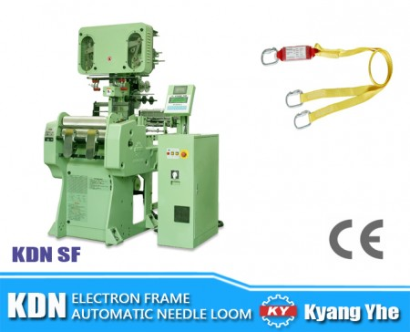 Professional Electron Frame High Speed Automatic Needle Loom Machine - KDN SF Electron Frame High Speed Automatic Needle Loom