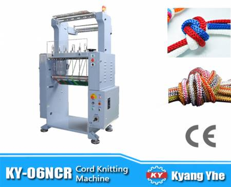 Needle Cylinder Cord Knitting Machine - KY-06NCR Needle Cylinder Cord Knitting Machine