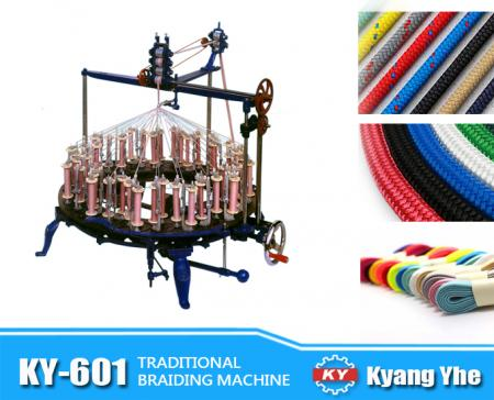 Traditional Rope Braiding Machine - KY-601 Traditional Rope Braiding Machine