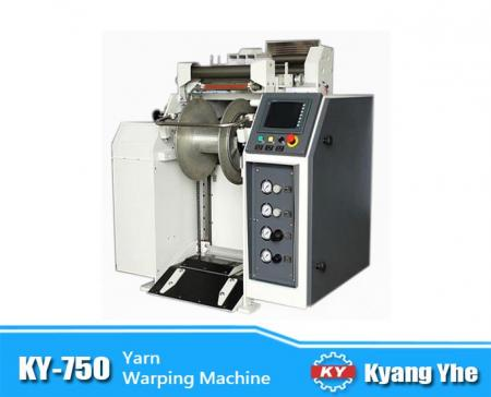 Middle Beam Size Warping Machine - KY-750 Warping Machine